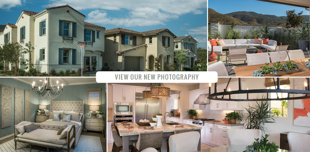 New Model Homes Photography Unveiled